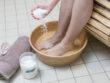 magnesium voetenbad